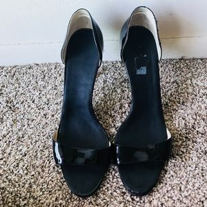 Manolo Blahnik Black Sandals Size 40.5